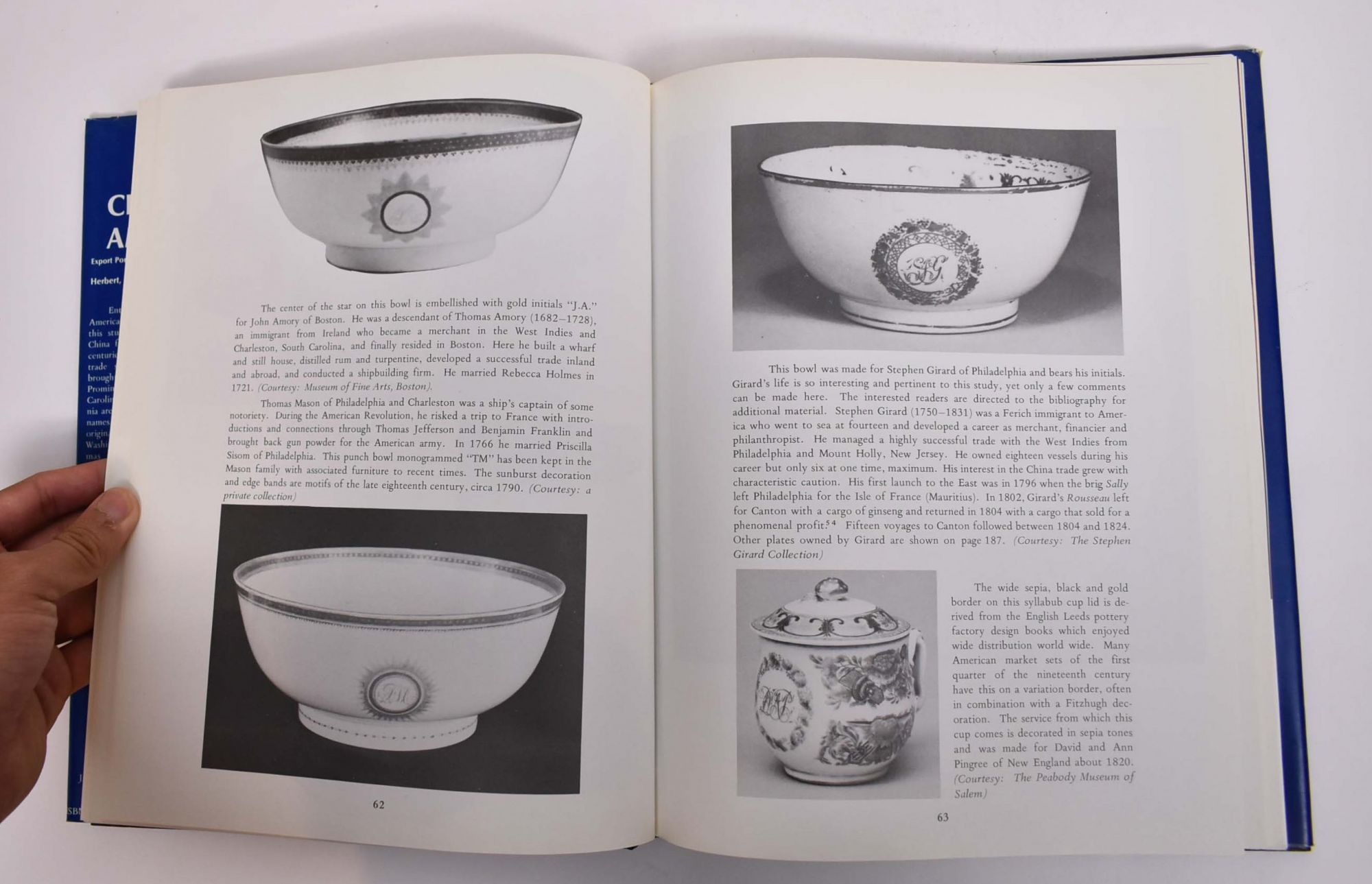 China for America: Export Porcelain of the 8th and 8th Centuries