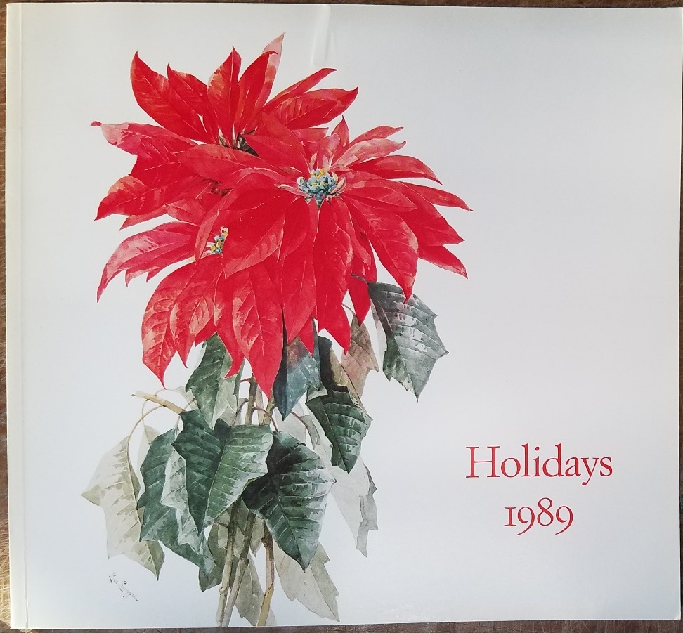 - Holidays, 1989: A Selection of American Paintings for Sale
