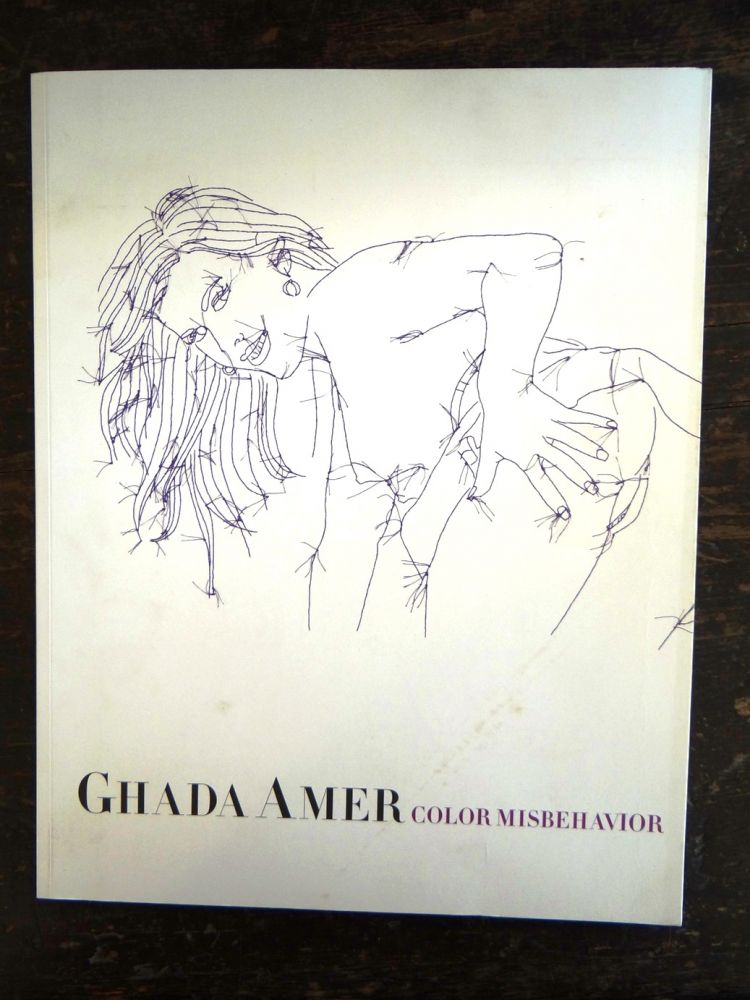 REILLY, MAURA - Ghada Amer: Color Misbehavior