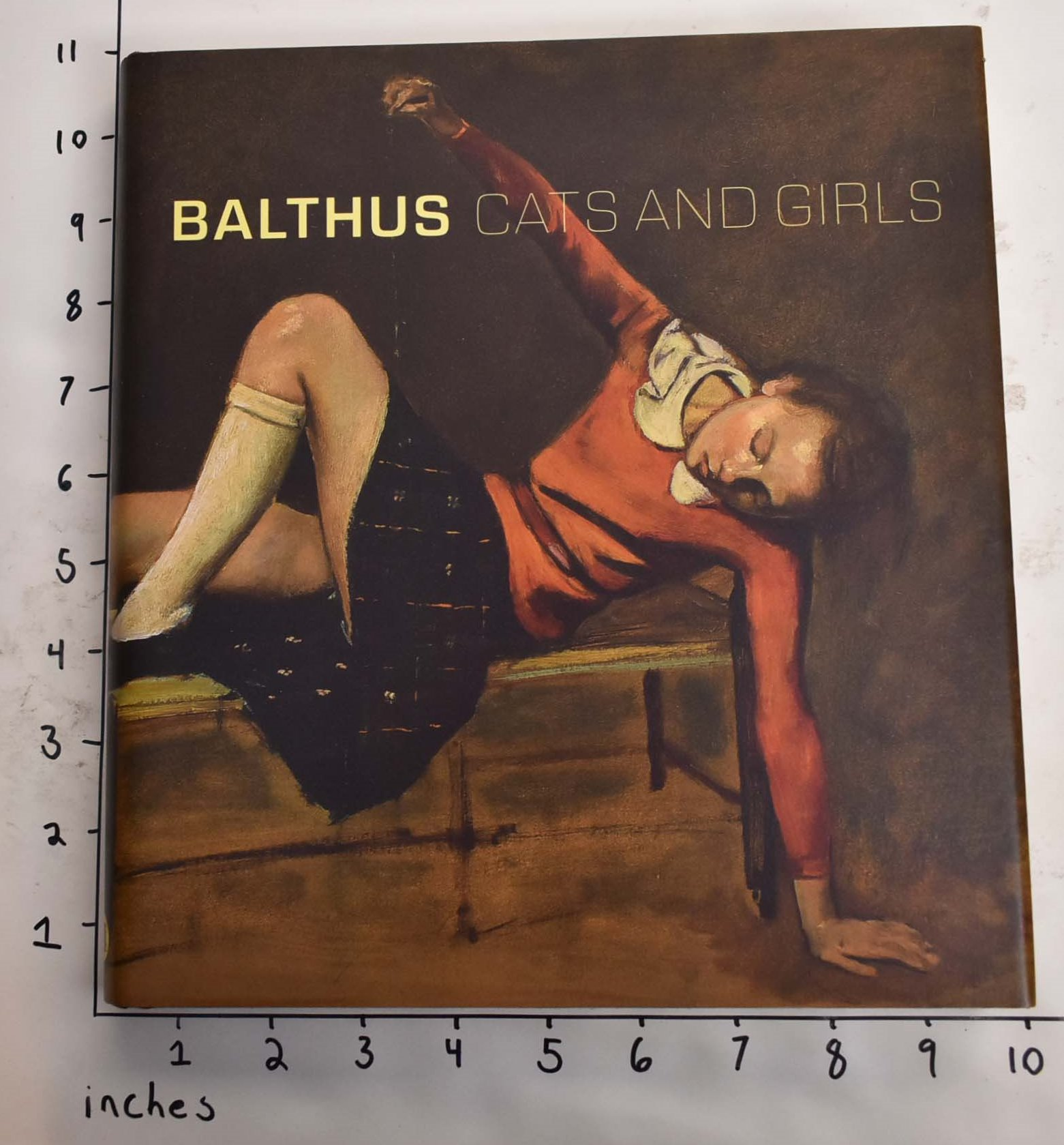 REWALD, SABINE - Balthus: Cats and Girls