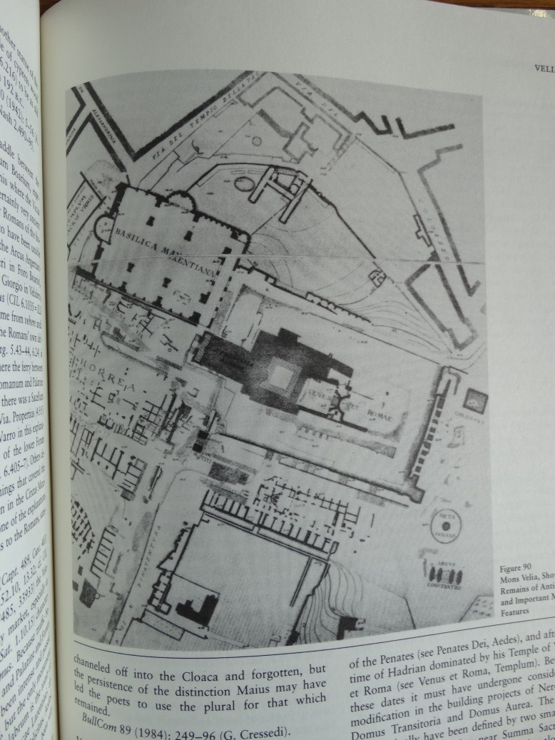 A New Topographical Dictionary of Ancient Rome by L. Jr Richardson Map Of Ancient Rome Topography The Label on rome airport map, hills of rome map, rome city map, italy's map, early roman city map, sparta map,
