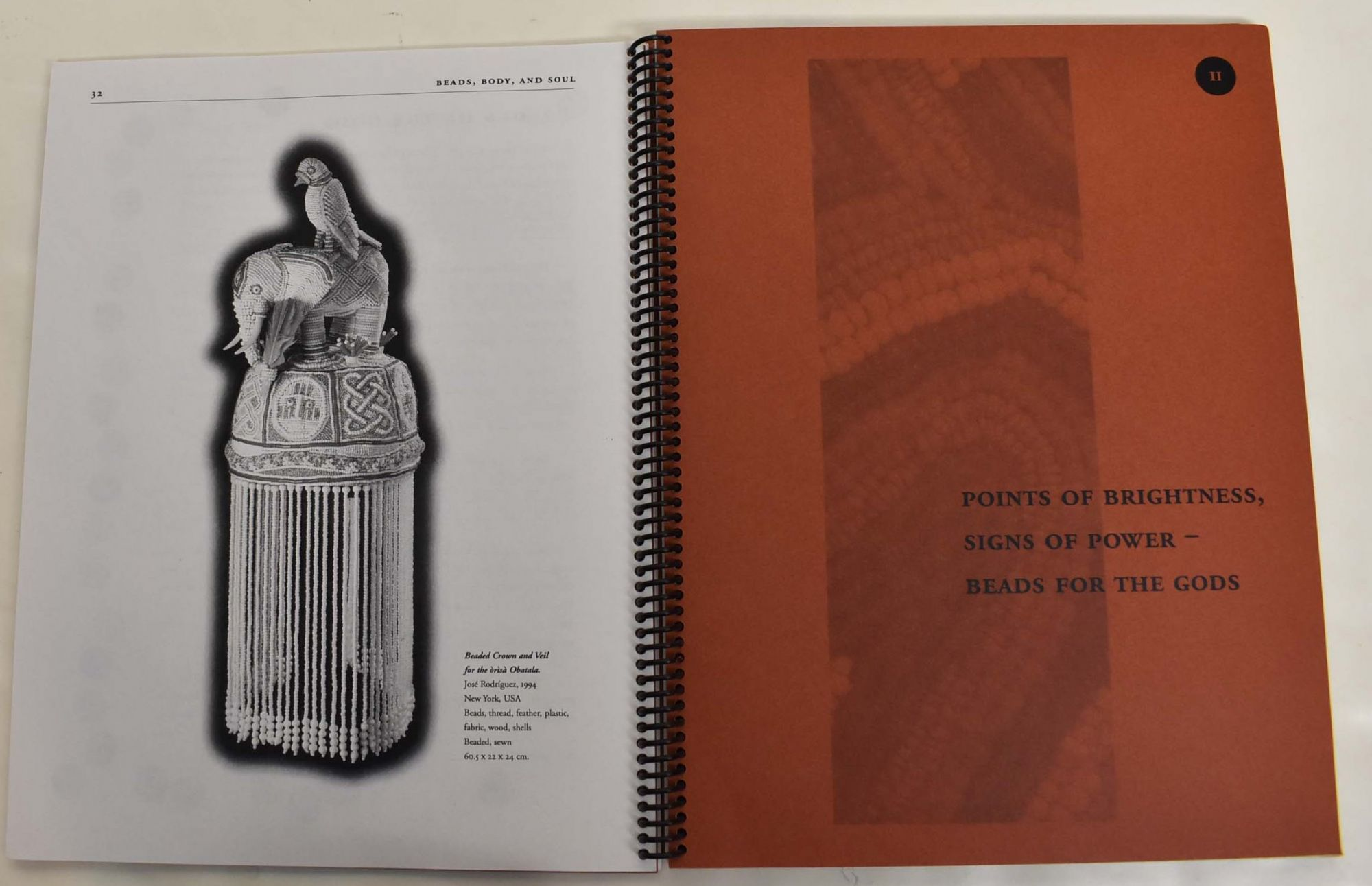 Beads, Body, and Soul: Art & Light in the Yoruba Universe by Lyn Avins,  Betsy D  Quick on Mullen Books