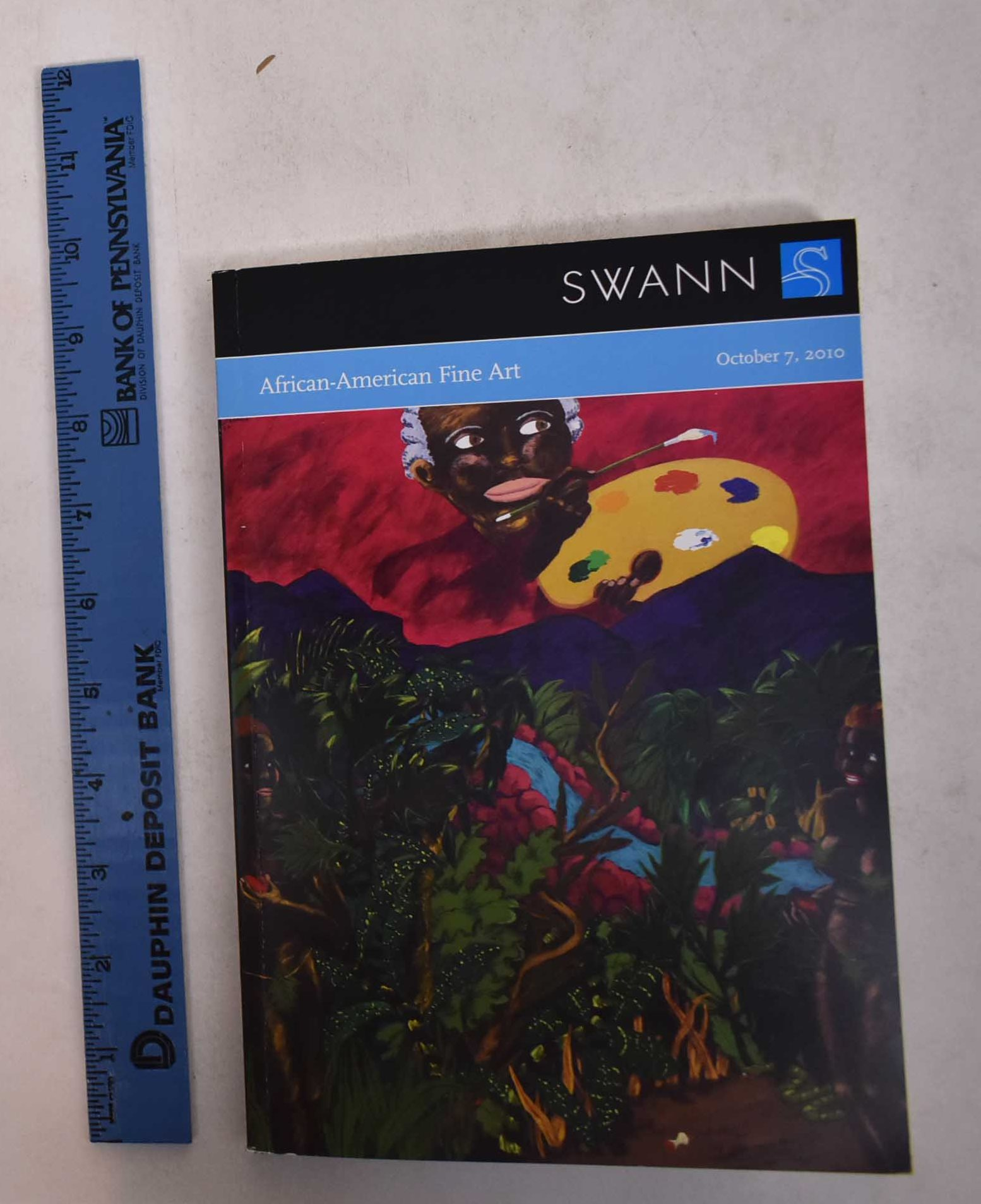 African American Fine Art by Swann Galleries on Mullen Books