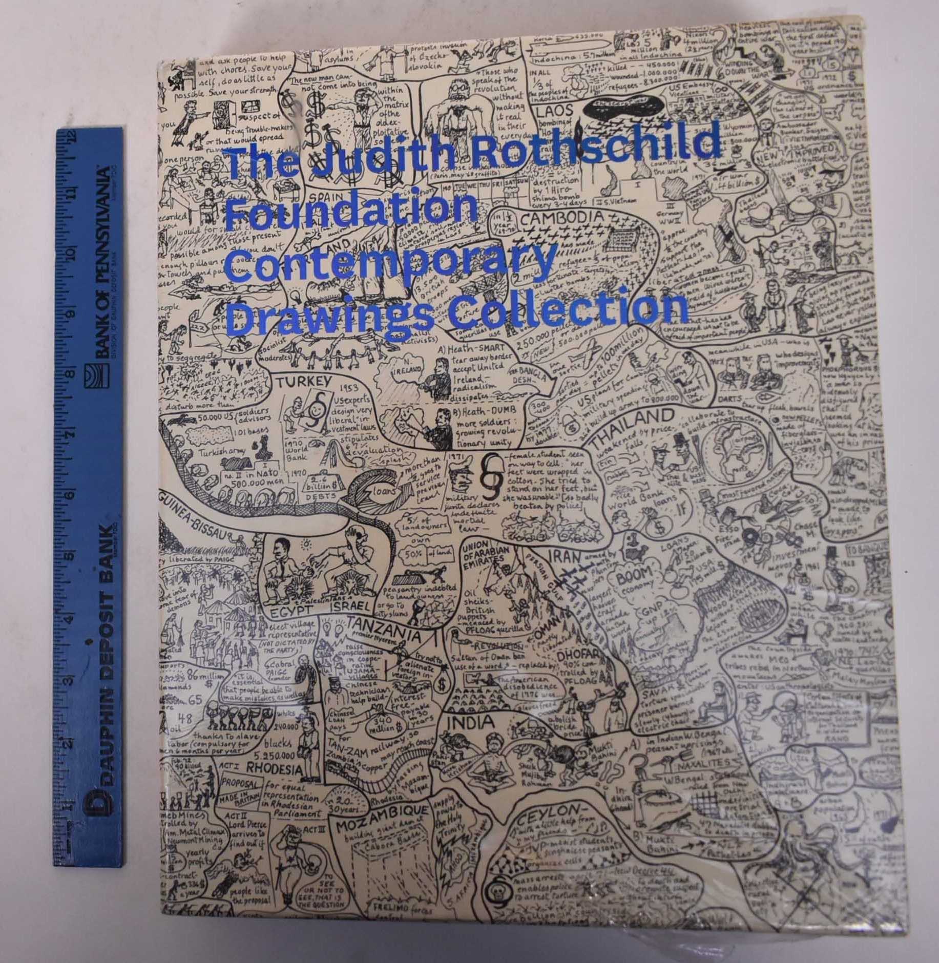 RATTEMEYER, CHRISTIAN - The Judith Rothschild Foundation Contemporary Drawings Collection (2-Volume Set in Slipcase)