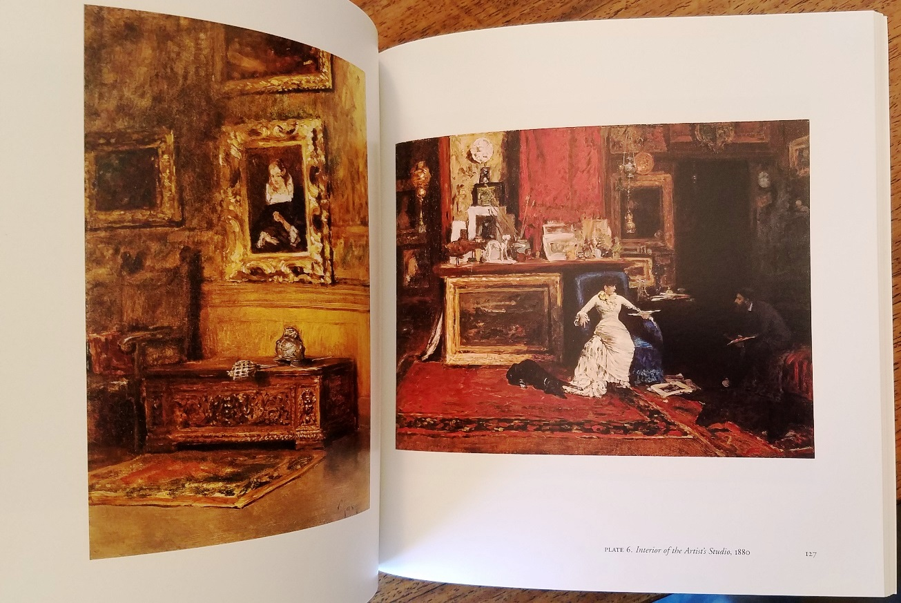 Wonderful Chase Inside And Out: The Aesthetic Interiors Of William Merritt Chase