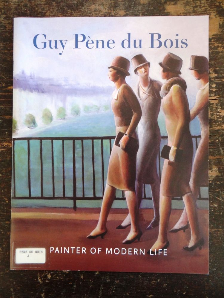 Guy Pène Du Bois: Painter of Modern Life. Part II: The Later Years. Betsy Fahlman, Guest Curator.