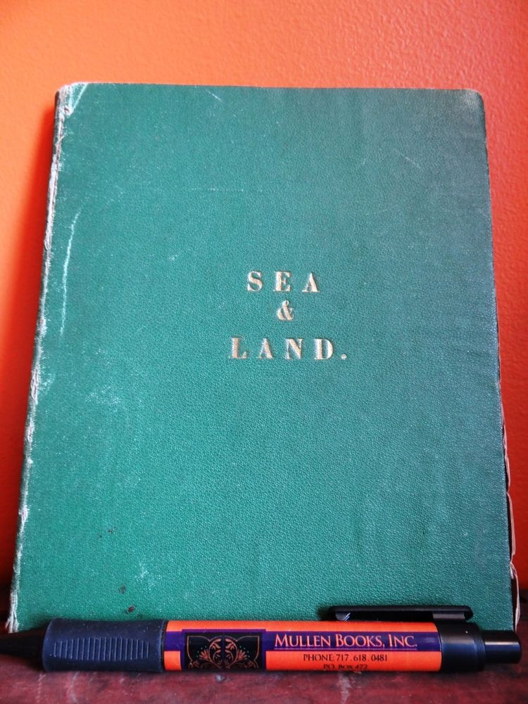 Land and Sea: A Collection by Edward Moran. Edward Moran.