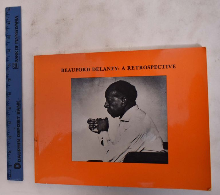Beauford Delaney: A Retrospective. James Baldwin.