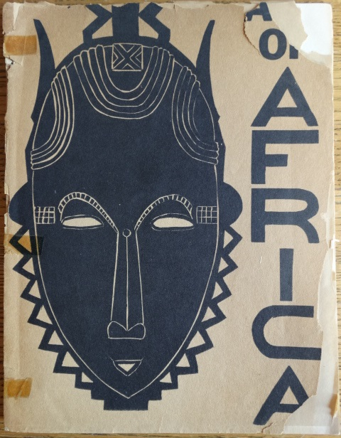 African Negro Art: A Bulletin for Teachers. Marion E. Miller, Muriel S. Wolle.