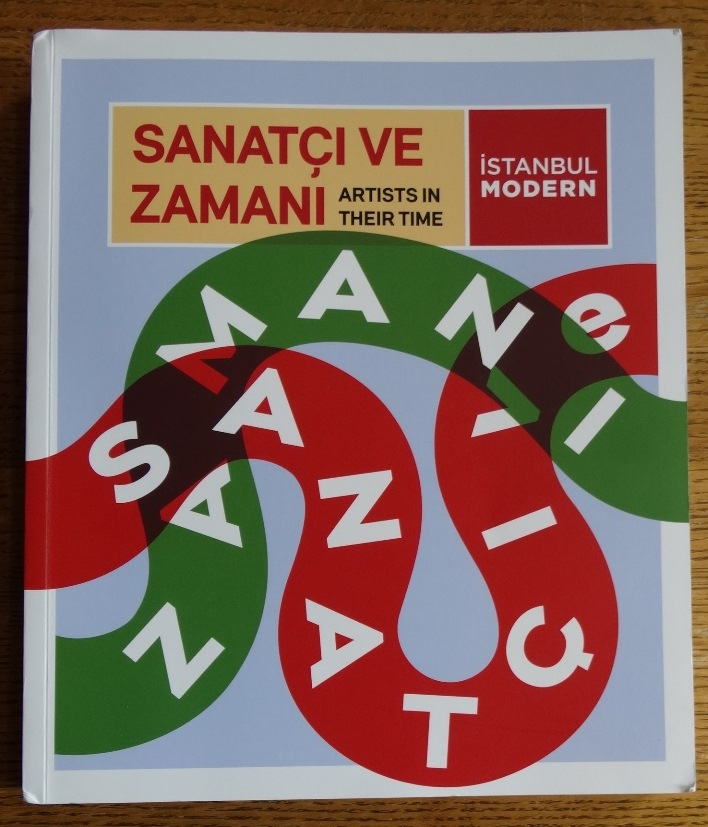 Sanatci ve Zamani / Artists in Their Time. N. Can Kantarci.