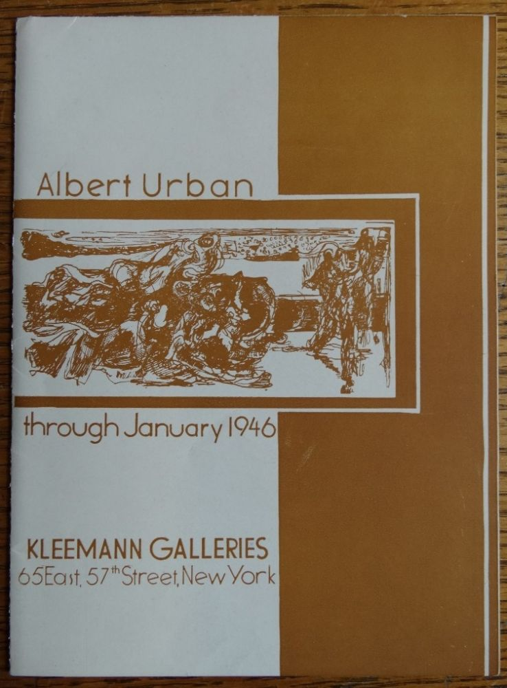 Albert Urban through January 1946