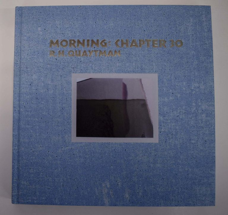R. H. Quaytman -- Morning: Chapter 30. Bennett Simpson.