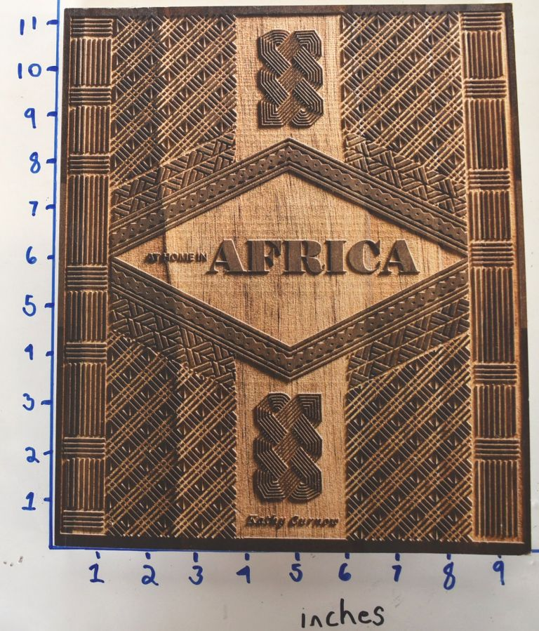 At Home in Africa: Design, Beauty and Pleasing Irregularity in Domestic Settings. Kathy Curnow.