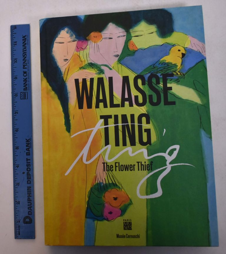 Walasse Ting: The Flower Thief. Eric Lefebvre, Mael Bellec, David Cox.