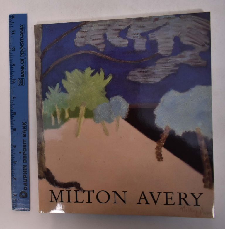 Milton Avery: Land and Seascapes. Clement Greenberg, Mark Rothko.