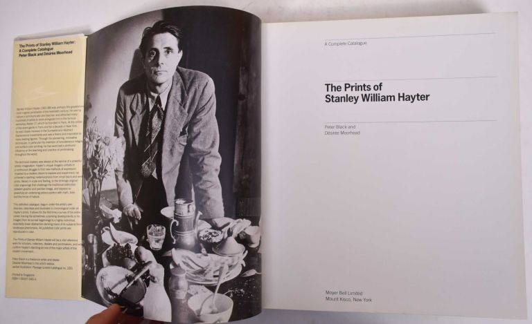 The Prints of Stanley William Hayter: A Complete Catalogue. Peter Black, Desiree Moorhead.