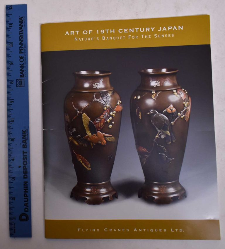 Art of 19th Century Japan: Nature's Banquet for the Senses
