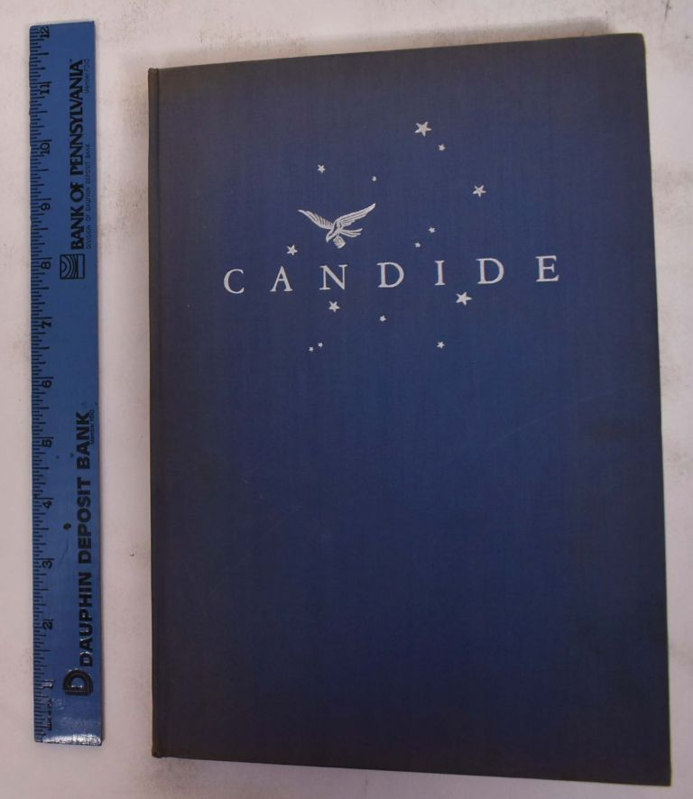 Candide. Voltaire.