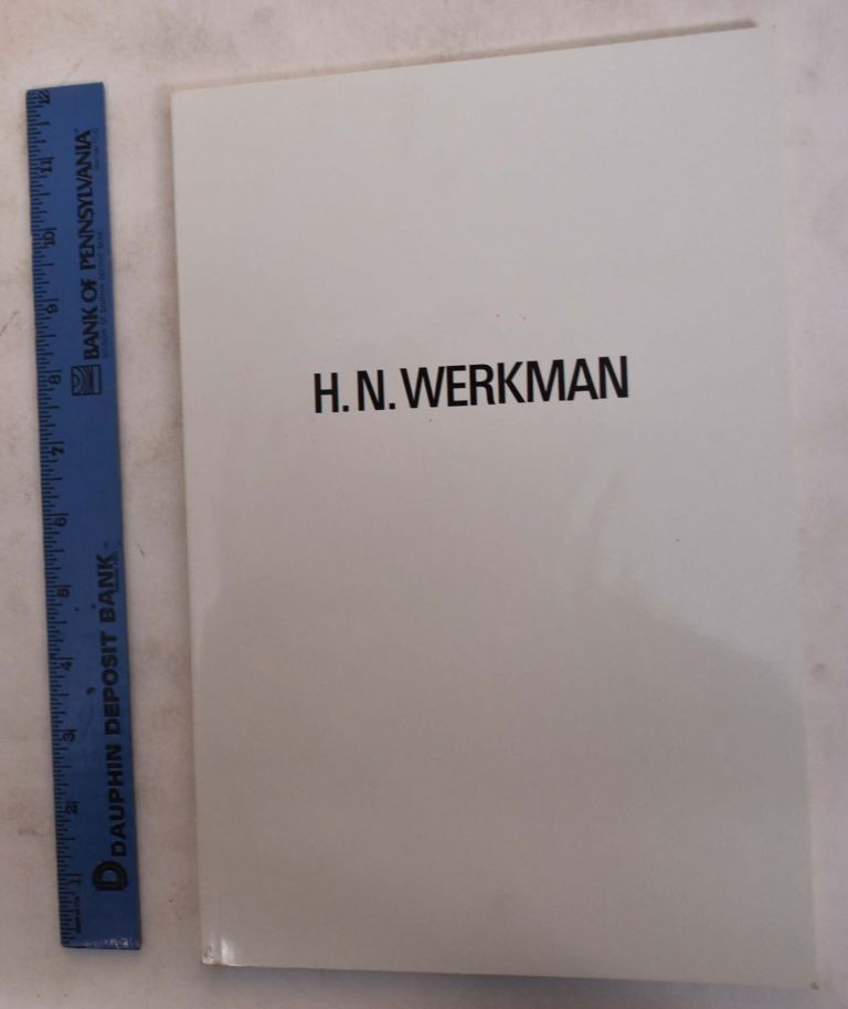 Chassidische Legenden: Een Suite van H.N. Werkman/Hasidic Legends: A Suite by H.N. Werkman. Jan Martinet.