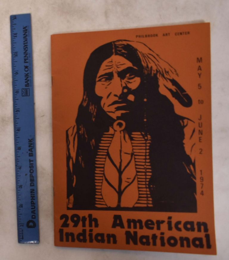 29th American Indian National. Philbrook Art Center.