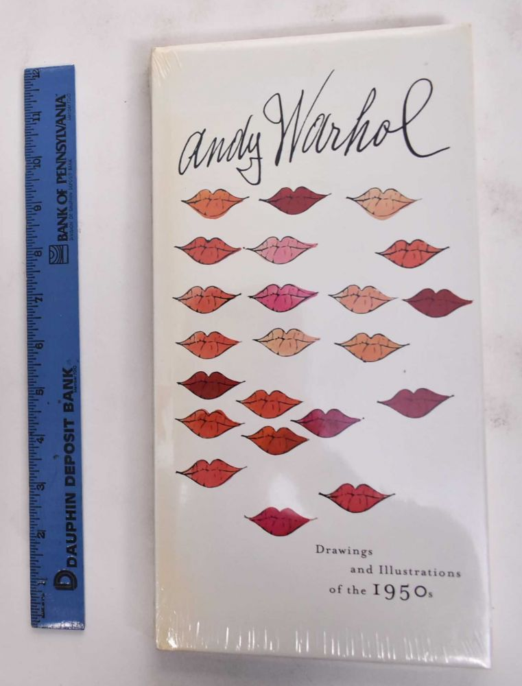 Andy Warhol: Drawings and Illustrations of the 1950's. Andy Warhol, Ivan Vartanian.