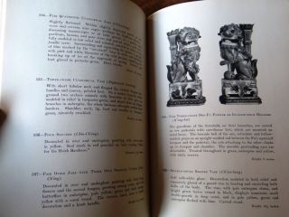 Illustrated Catalogue of The Beautiful Old Chinese Porcelains Comprising The Extraordinary Private Collection Formed by Mr. S.S. Carvalho of New York