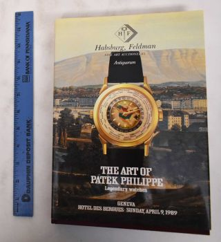 The Art of Patek Philippe: 300 Legendary Watches