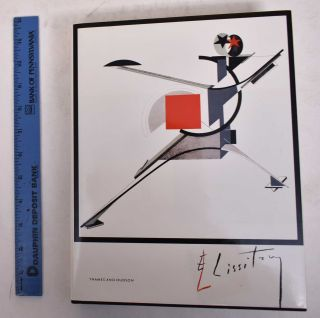 EL LISSITZKY, LIFE, LETTERS, TEXTS. Sophie Lissitzky-Kuppers, Herbert Read, Introduction