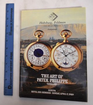 The Art of Patek Philippe Calibre 89