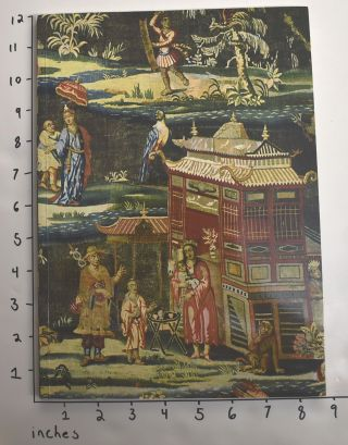 Chinoiserie: European Tapestry and Needlework 1680-1780. David Franses