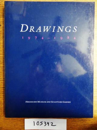 Drawings 1974-1984. Frank Gettings