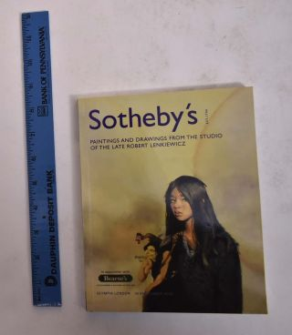 Paintings and Drawings from the Studio of the Late Robert Lenkiewicz. Sotheby's
