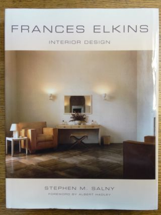 Frances Elkins Interior Design. Stephen M. Salny.