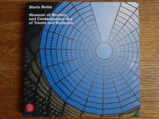 Museum of Modern and Contemporary Art of Trento and Rovereto. Mario Botta