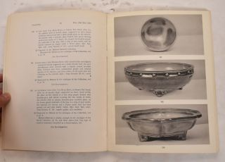 The Eumorfopoulos Collections: Catalogue of the Celebrated Collection of Chinese Ceramics, Bronzes, Gold Ornaments, Lacquer, Jade, Glass, and Works of Art Formed by the Late George Eumorfopoulos, Esq.