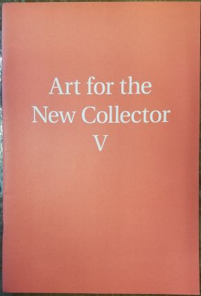 Art For The New Collector V. n/a