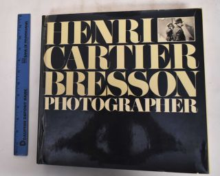 Henri Cartier-Bresson, Photographer. Yves Bonnefoy, Introduction