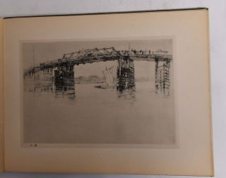 Modern Masters of Etching: James McNeill Whistler, Number 13
