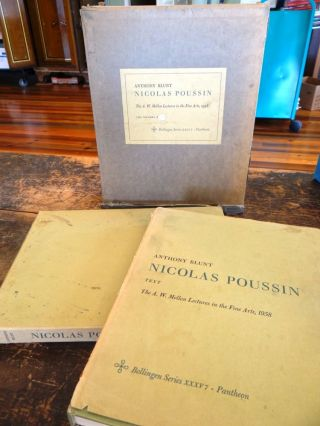 Nicolas Poussin: The A. W. Mellon Lectures in the Fine Arts (2 vols.). Anthony Blunt
