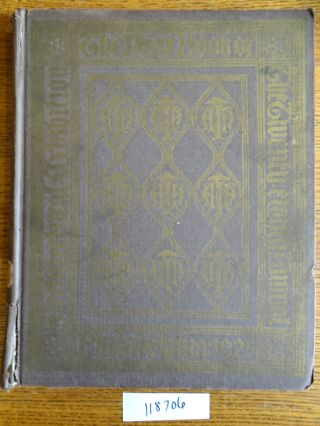 Year Book of the Twenty-Eighth Annual Architectural Exhibition Philadelphia 1925