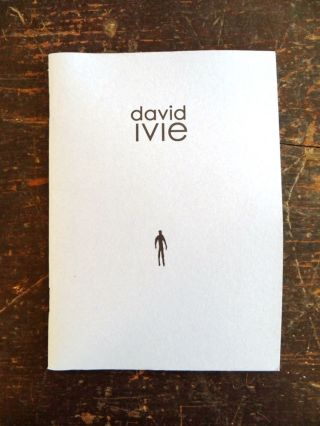 David Ivie: Sculptures and Drawings