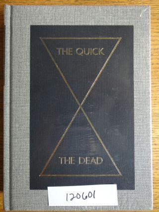 The Quick and The Dead. Peter Eleey, curator