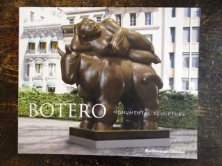 Botero: Monumental Sculpture