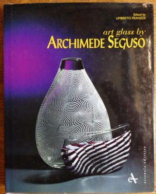 Art Glass by Archimede Seguso. Umberto Franzoi