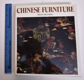 Chinese Furniture. Michel Beurdeley.