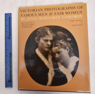 Victorian Photographs of Famous Men & Fair Women. Cameron Julia Margaret, Virginia Woolf, Roger Fry