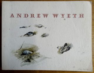 Andrew Wyeth. David with McCord, Frederick A. Sweet, Introduction