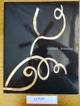 Calder Jewelry. Alexander S. C. Rower, Holton Rower