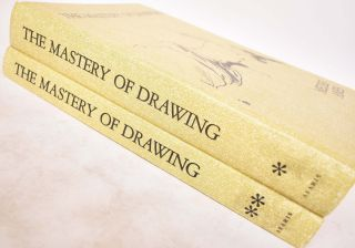 The Mastery of Drawing (Two Volumes). Joseph Meder, Winslow Ames