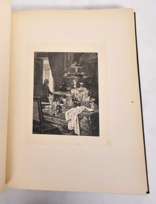 Catalogue Of The Private Collection Of Paintings And Sculpture Belonging To Mr. James H. Stebbins New York